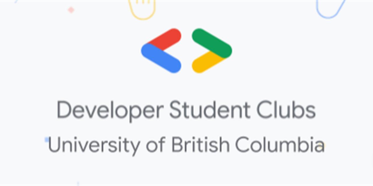 DSC UBC - Imagine Day Event Logo